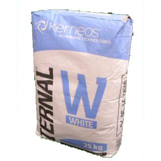 ternal white глиноземистый цемент